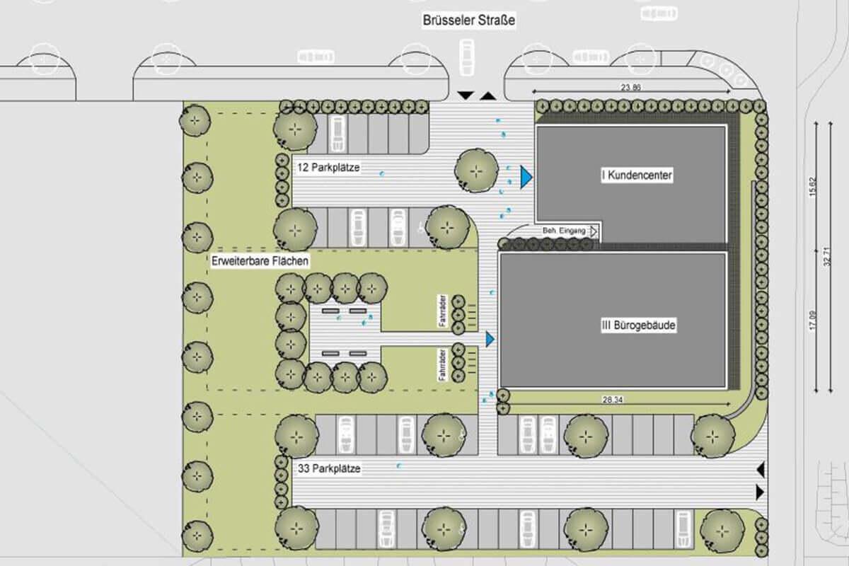 Architekt Kaiserslautern verwaltungsgebäude ikk südwest kaiserslautern kühn architekten