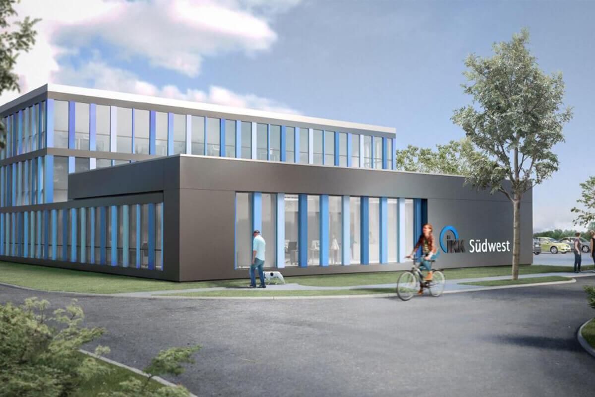 Architekten Kaiserslautern verwaltungsgebäude ikk südwest kaiserslautern kühn architekten